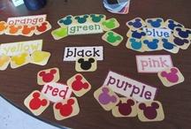 Math - Sorting / Fun ideas for teaching math  in the kindergarten classroom. Sorting