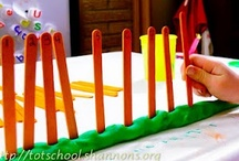 Math - Number Order / Fun ideas for teaching math  in the kindergarten classroom. Number Order