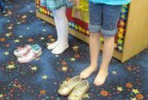 Math - TimeCapacityTemp / Fun ideas for teaching math  in the kindergarten classroom. Time, Capacity, and Temperature