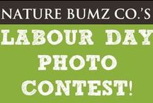Nature Bumz Co.'s Labour Day Photo Contest! / VOTING IS NOW *CLOSED*.   For more information on this contest please visit: http://www.naturebumz.com/contests-sweepstakes AND https://www.facebook.com/notes/nature-bumz/labour-day-photo-contest/482641911754896 and like us on facebook.