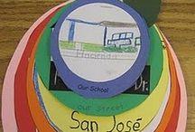 Social Studies - Maps / Fun ideas for teaching social studies in the kindergarten classroom. Maps