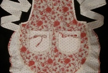 Crafts: Aprons / Aprons / by Lucia  Kaiser
