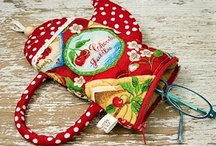Kitchen & Bath / Sewing hot pads, Trivets, Cosies