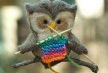 Knitting and Crochet / by Jen H