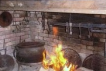 17th Century Cooking / Hearth cooking and baking