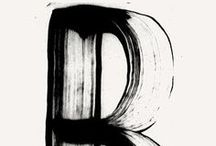 Typography / by Kathleen Dutton