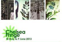 Chelsea Fringe / by Kathleen Dutton