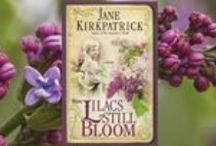 2013 CAROL AWARD NOMINEES! / And the winner is: Jane Kirkpatrick!! for WHERE THE LILACS STILL BLOOM!!!! Congrats, Jane!!