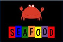Food - Seafood / by Cathy I