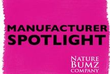 Manufacturer Spotlight / Our featured manufacturers from brands we know and love!