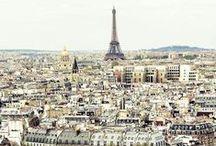 Paris / by Mademoiselle Emma