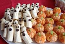 1 October - Halloween / all Halloween idea - include witches and ghosts