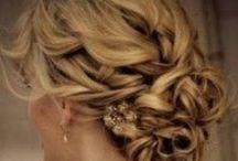 Hair Ideas / by Dallas Pearce