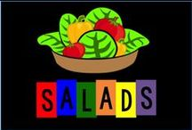 Food - Salads / by Cathy I