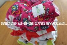 Gently Used Diaper Depot / Our Gently used Cloth Diaper Depot in Niagara Falls Canada, The 'Once Upon A Child' of Cloth Diapers...  http://www.naturebumz.com/cloth-diapers/gently-used-cloth-diapers.html