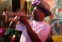 All that Jazz / NOLA artists who I love.  / by Jody Donohue