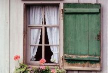 Windows / by Michelle Marshall