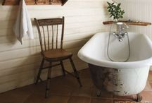 Bathrooms / by -Ray -