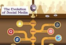 Social media marketing / Tips and tricks about social media marketing. / by Melanie Coppola