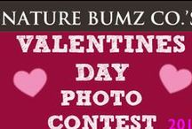 Valentine's Day Photo Contest • 2015 / We want your Photos! Send us a Valentine's Themed photo of your baby either in a cloth diaper or around cloth diapers (No baby? Pregnant? No problem! - send us a photo of you & your baby bump).  The more creative the more votes! Photos will be accepted 02/8/2015 to 02/28/2015, at 5 p.m. EST. For more Rules/Regulations visit the Nature Bumz Co.'s Facebook here: https://www.facebook.com/notes/nature-bumz/nature-bumz-valentines-day-photo-contest-february-8-2015/955918421093907