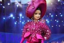 Crafts: Dolls, Doll Clothes / Barbie Doll Designs / by Lucia  Kaiser / Design by Lucia