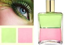 Talking Colours - Aura Soma / Inspiration from the beautiful Aura Soma range