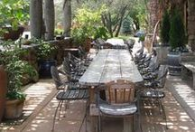 Outdoor Living / Ideas for enjoying your summer! / by California Greek Girl/Mary Platis