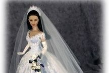 Crafts: Dolls Brides / by Lucia  Kaiser / Design by Lucia