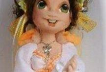 Dolls / Patterns for making dolls