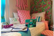 Dorm room / by Kate Howard