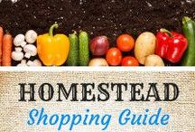 Homesteading / General Information about Homesteading