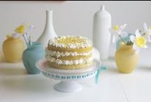 BAKING- Cakes, Cheesecakes / Dessert Recipes for cakes and cheesecakes / by Angela Roberts-Spinach Tiger