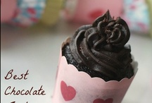 BAKING- Cupcakes / Recipes for cupcakes