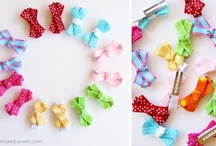 Crafts - Ribbon / by Beth D