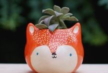 For the Home / Bright colors, colorful designs, making your house a fun place to be