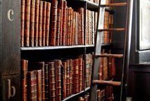 Beautiful: Bookshelves / Books + Shelves = Bookshelves. / by Robert Leeper