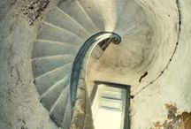 Beautiful: Staircases / Going up / Going down. / by Robert Leeper