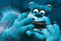 Pixar Stills / Screenshots from various Pixar projects. / by Robert Leeper