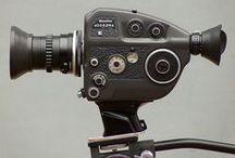 Cameras & Projectors / Still Cameras + Motion Cameras + Projectors / by Robert Leeper