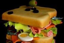 Cake Inspirations / by Evonne Lemieux