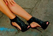 Shoes / by Kecia Pitts-Love