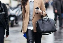 I'd Wear That! / Simple and sophisticated with a hint of androgyny. / by Roxane Foronda