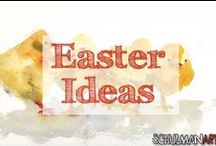 Easter Ideas / Easter Ideas | Easter Crafts | Easter Decor | Easter Decorations