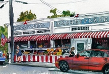 Cape Cod Adventures / Paintings & photos of Wellfleet, Cape Cod as well as nearby Provincetown