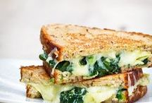 Grilled Cheese / Recipes for Grilled Cheese