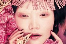 Make-up&hair inspiration