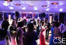 CSE Trendy Social Events / With a unique and modern style City Sounds has performed at many Trendy Social Events, including Sweet 16s, School Functions and Corporate events.  City Sounds Entertainment also offers Event Enhancements, such as; Custom Light Design, Red Carpet Photo Booth, Video Screen Production, Creative Party Favors, and Interactive Entertainment, we have it all!  Visit our website at www.citysoundsentertainment.com!