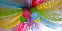 Birthdays & Parties