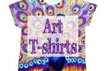 Wearable Art / Wear your ART out! | art t shirts