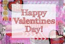 Valentine's Day  / I love Valentines Day! I remember creating my own cards for classmates in the third grade by upcycling my holiday cards... always the artist! Here are some sweet ideas for this Valentines Day!